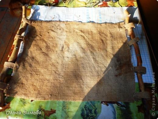 Это панно выполнено полностью из природного материала.Процесс изготовления очень простой. Главное иметь заготовки сухих трав, цветов.А там, каждый включает фантазию и понеслось...... фото 5