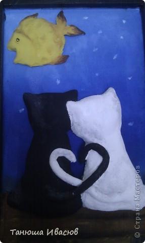 И еще одна картинка связанная с котами))) фото 1