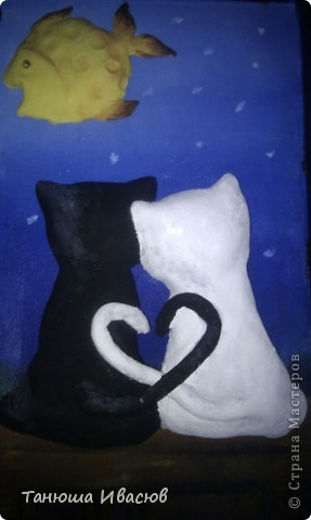 И еще одна картинка связанная с котами))) фото 2
