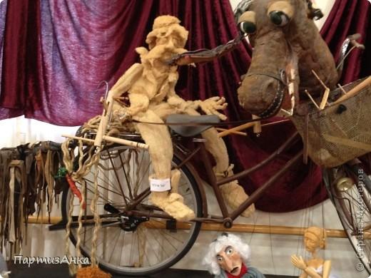 Привет, Страна! С 16-го по 19-е августа в Хайфе проходила всеизраильская выставка кукол ручной работы. Темой выставки был назван виноград и напитки из него:) Для начала - вот Вам Вакх, выбранный символом выставки. фото 8