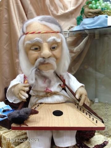 Привет, Страна! С 16-го по 19-е августа в Хайфе проходила всеизраильская выставка кукол ручной работы. Темой выставки был назван виноград и напитки из него:) Для начала - вот Вам Вакх, выбранный символом выставки. фото 12
