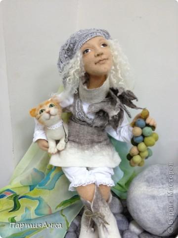 Привет, Страна! С 16-го по 19-е августа в Хайфе проходила всеизраильская выставка кукол ручной работы. Темой выставки был назван виноград и напитки из него:) Для начала - вот Вам Вакх, выбранный символом выставки. фото 22