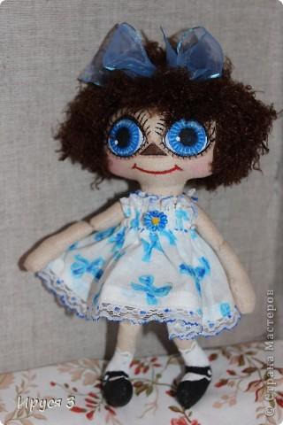 Давно не шила куколок ...-)))  фото 4