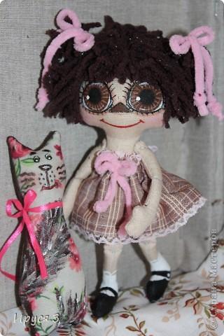Давно не шила куколок ...-)))  фото 9