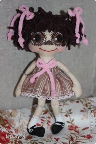 Давно не шила куколок ...-)))  фото 11