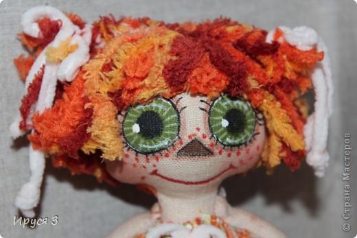 Давно не шила куколок ...-)))  фото 12