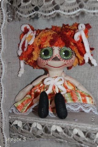 Давно не шила куколок ...-)))  фото 15