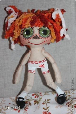 Давно не шила куколок ...-)))  фото 13