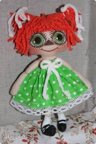 Давно не шила куколок ...-)))  фото 19