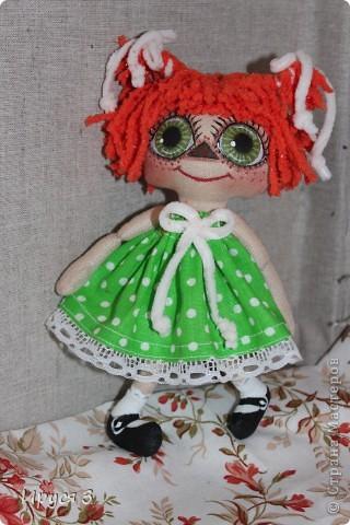 Давно не шила куколок ...-)))  фото 21