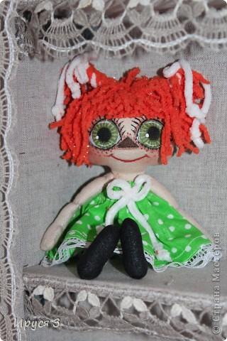 Давно не шила куколок ...-)))  фото 20