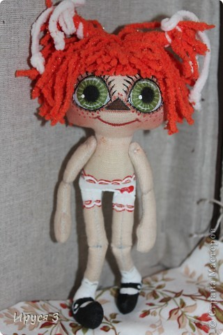 Давно не шила куколок ...-)))  фото 18
