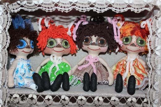 Давно не шила куколок ...-)))  фото 1