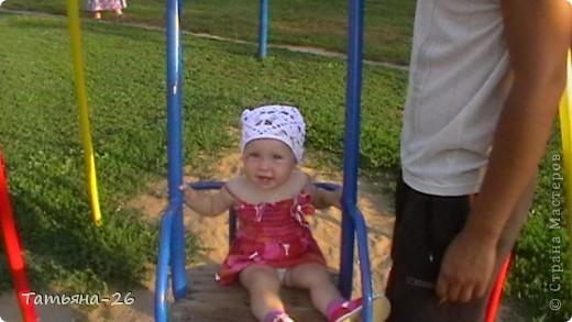 Косыночка для дочурки фото 5