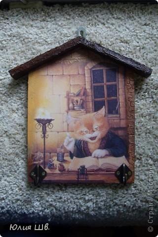 Деревянная заготовка, распечатка, подрисовка акрилом фото 2
