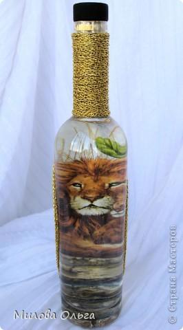 Такой вот подарочек приготовила к юбилею мужчины-Льва фото 3