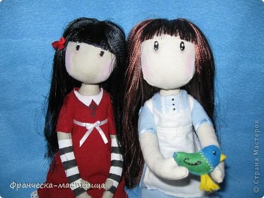 Всем привет! Дорогие посетители СМ, представляю вам вторую куколку СП по имени Элиза. Рост девочки -38см, сшита из двунитки, набивка- холоффайбер. фото 5