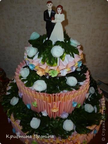 Мой тортик фото 1