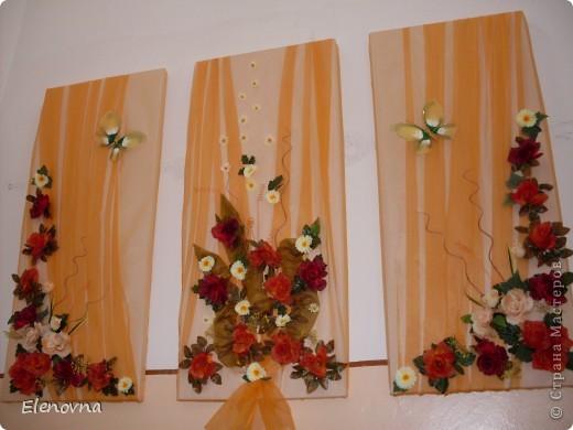 Цветы искусственные своими руками из ткани