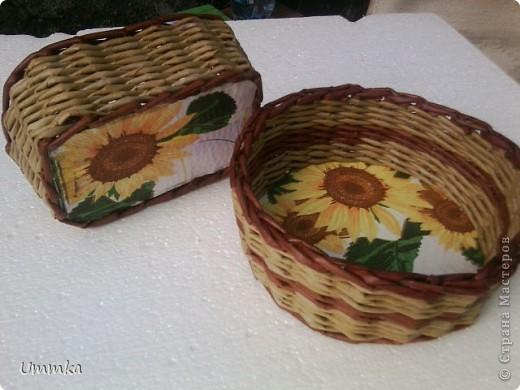Комплект на кухню...Обожаю с подсолнушками...:))) фото 1