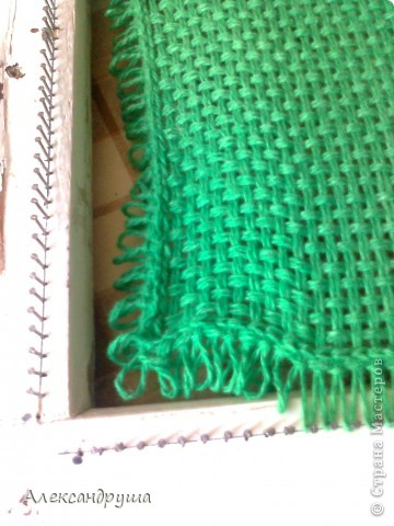Это мастер-класс для тех, кто не умеет вязать, но хочет иметь плед собственного изготовления. МК на www.liveinternet.ru/users/3970017/post230392171. Мне очень понравился этот вид плетения. Плед получился мягким и лёгким. фото 13