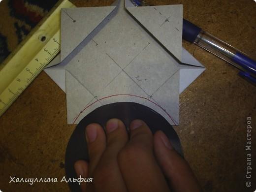 Совсем недавно, в своем блоге я публиковала мастер-класс по изготовлению подобной модели того же автора под названием Jump. Но шарик был открытый (с отверстиями). Этот, как вы видите, полностью закрыт. фото 17