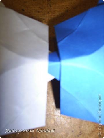 Совсем недавно, в своем блоге я публиковала мастер-класс по изготовлению подобной модели того же автора под названием Jump. Но шарик был открытый (с отверстиями). Этот, как вы видите, полностью закрыт. фото 29