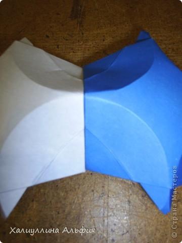 Совсем недавно, в своем блоге я публиковала мастер-класс по изготовлению подобной модели того же автора под названием Jump. Но шарик был открытый (с отверстиями). Этот, как вы видите, полностью закрыт. фото 30