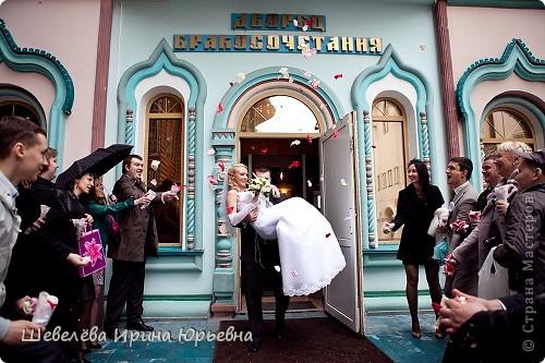 Вот и меня не избежала эта  участь стать тёщей… Свадьба прошла ещё в конце апреля, а я только собралась с мыслями и могу показать кое-что из того, что сделала для своей любимой принцессы.  фото 8