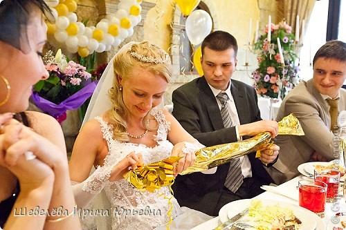Вот и меня не избежала эта  участь стать тёщей… Свадьба прошла ещё в конце апреля, а я только собралась с мыслями и могу показать кое-что из того, что сделала для своей любимой принцессы.  фото 12