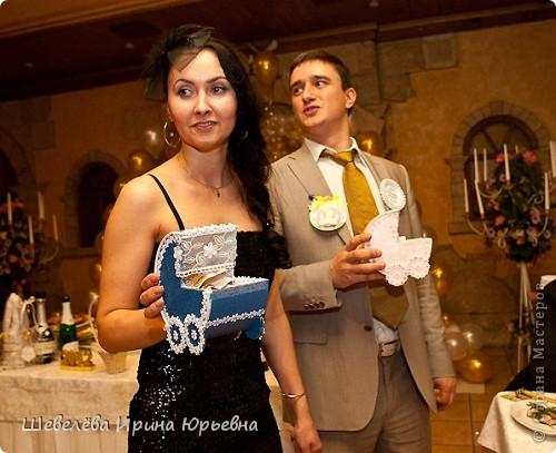 Вот и меня не избежала эта  участь стать тёщей… Свадьба прошла ещё в конце апреля, а я только собралась с мыслями и могу показать кое-что из того, что сделала для своей любимой принцессы.  фото 14