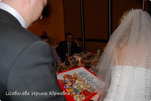 Вот и меня не избежала эта  участь стать тёщей… Свадьба прошла ещё в конце апреля, а я только собралась с мыслями и могу показать кое-что из того, что сделала для своей любимой принцессы.  фото 21