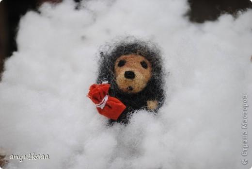 а вот и мой Ёжик в тумане:) фото 1