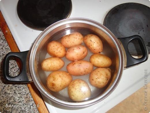 Сегодня я расскажу вам, как приготовить очень вкусное испанское блюдо, и называется оно не начос и не гаспачо, а Папас Арругадас с соусом Сальса фото 2