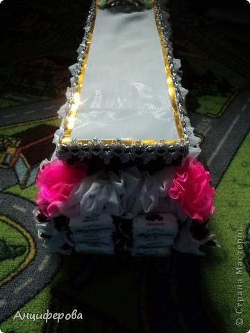 Долго в интернете присматривала подарок любимому куму на свадьбу. Решила сделать все что понравилось.  фото 5