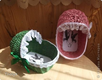 Люльки для свадьбы на покупку мальчика-девочки фото 3