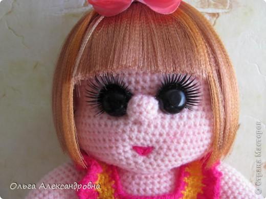 Дорогие мастерицы, я к вам опять со своей куколкой и небольшим декупажем. фото 9