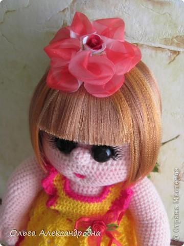 Дорогие мастерицы, я к вам опять со своей куколкой и небольшим декупажем. фото 10
