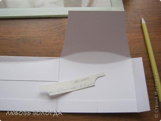 Заказали сделать коробочку для денег на свадьбу, простую делать не захотелось, а вот ларчик заинтересовал... За основу взяла МК Астории http://asti-n.ya.ru/index_blog.xml , Розочки то же по ее МК. Но немного изменила форму и размер, с учетом того, что у меня была бумага А-4. фото 4