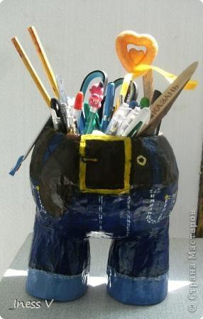 Теперь и у меня есть штаны! Спасибо Нюшке и ее МК http://stranamasterov.ru/node/203579?c=favorite!!!  фото 1