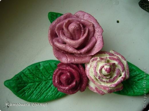 композиция с розами фото 1