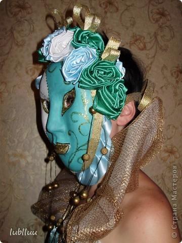 Мой дипломный проект-2009 год!Костюм Венецианской Дамы!Много было приложено усилий!Но было интересно и думаю получилось не плохо!!!!!!!!!!!!! фото 4