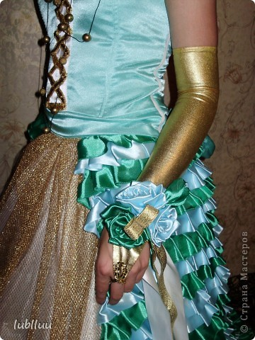 Мой дипломный проект-2009 год!Костюм Венецианской Дамы!Много было приложено усилий!Но было интересно и думаю получилось не плохо!!!!!!!!!!!!! фото 5