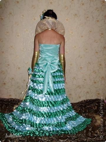 Мой дипломный проект-2009 год!Костюм Венецианской Дамы!Много было приложено усилий!Но было интересно и думаю получилось не плохо!!!!!!!!!!!!! фото 2