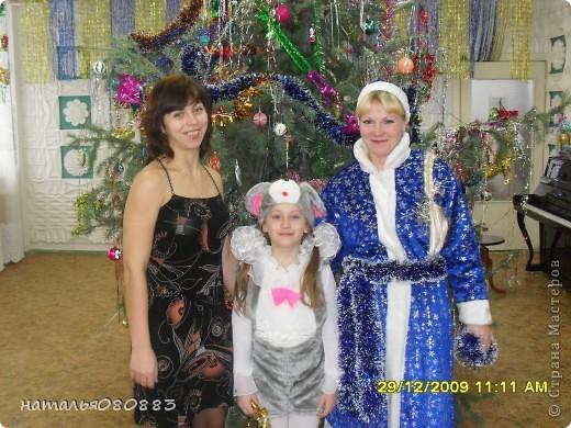 мы с домовенком Кузей перед вечером выпускников детского сада фото 5