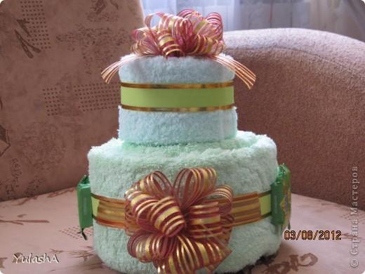 Вот такой тортик у меня получился. фото 1