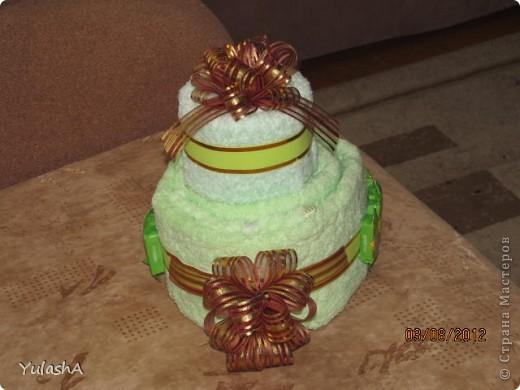 Вот такой тортик у меня получился. фото 2