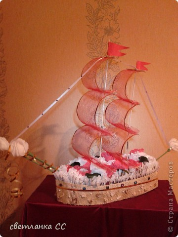 Сладкий подарок для сладкой жизни. Корабль на фоне Сокольих гор! фото 7