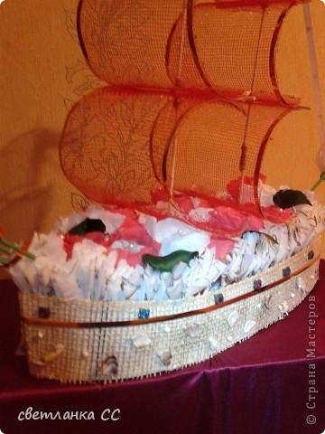 Сладкий подарок для сладкой жизни. Корабль на фоне Сокольих гор! фото 4