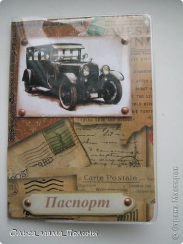 Обложки на паспорт  фото 6
